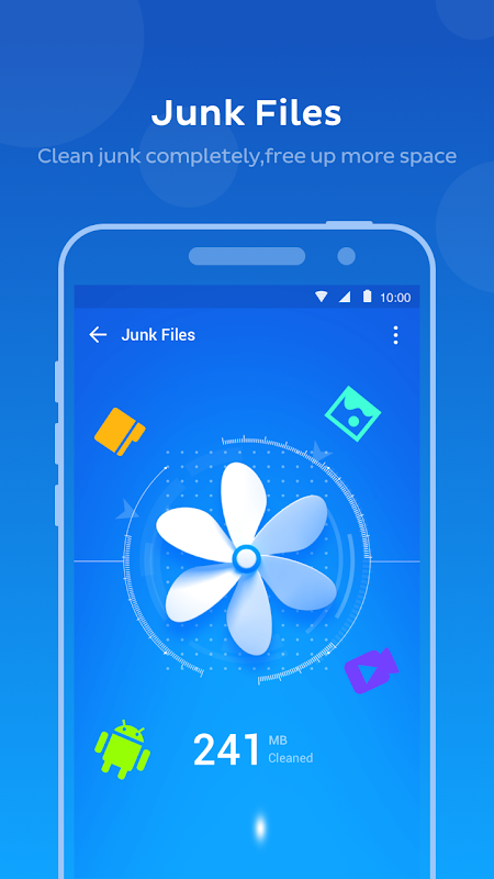 Antivirus & Mobile Security - Free Protector screenshots