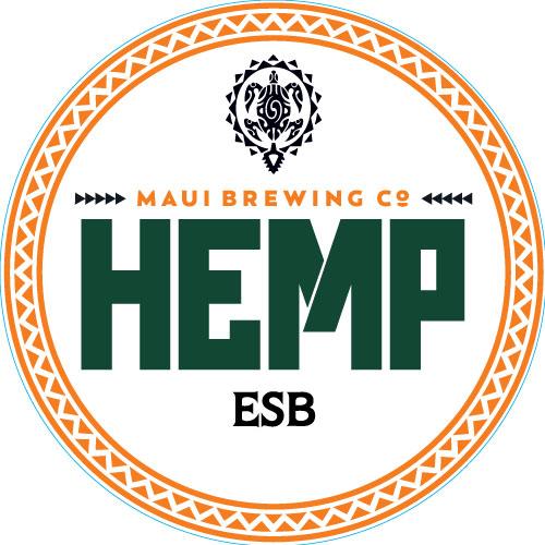 Logo of Maui Brewing Co. Hemp ESB