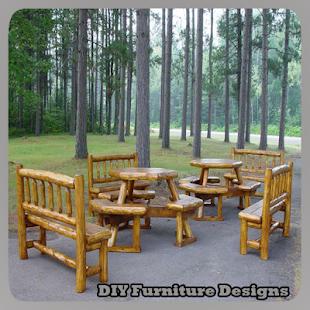 DIY Furniture Designs - náhled