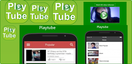 Play Tube (Youtube Search) for PC