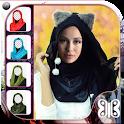 Hijab Camera Stylish icon