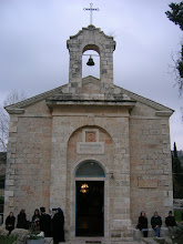 Photo: Ein Kerem, birthplace of St. John the Baptist