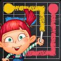 Doodle Lines: Dots Link Puzzle icon