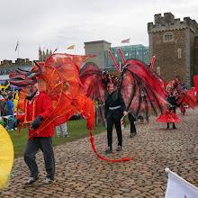 Photo: Many dragons