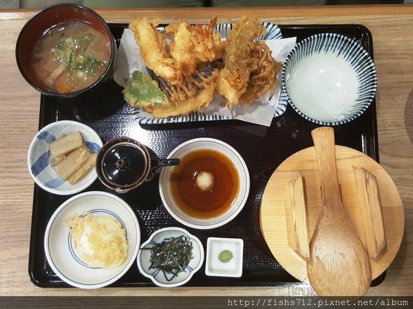 台南 餐廳 天吉屋 日式炸物 丼飯 定食 茶泡飯 新天地 新光三越