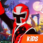 Super Rangers Ninja Steel