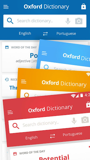 Oxford Portuguese Dictionary for PC