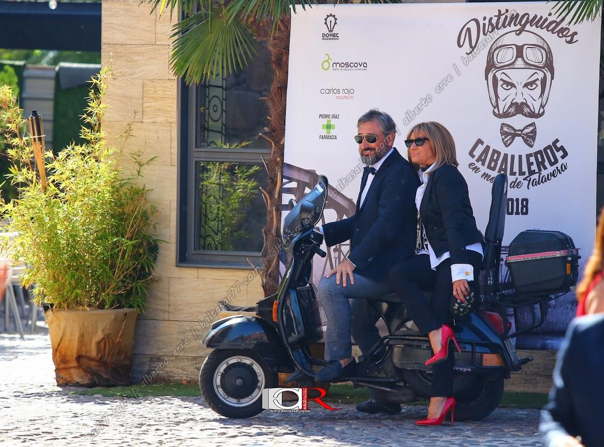 KDD Motera Distinguidos Caballeros en Talavera