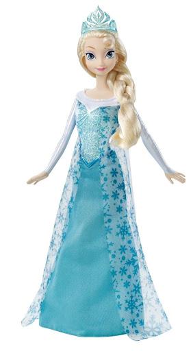 Anna Elsa Dolls