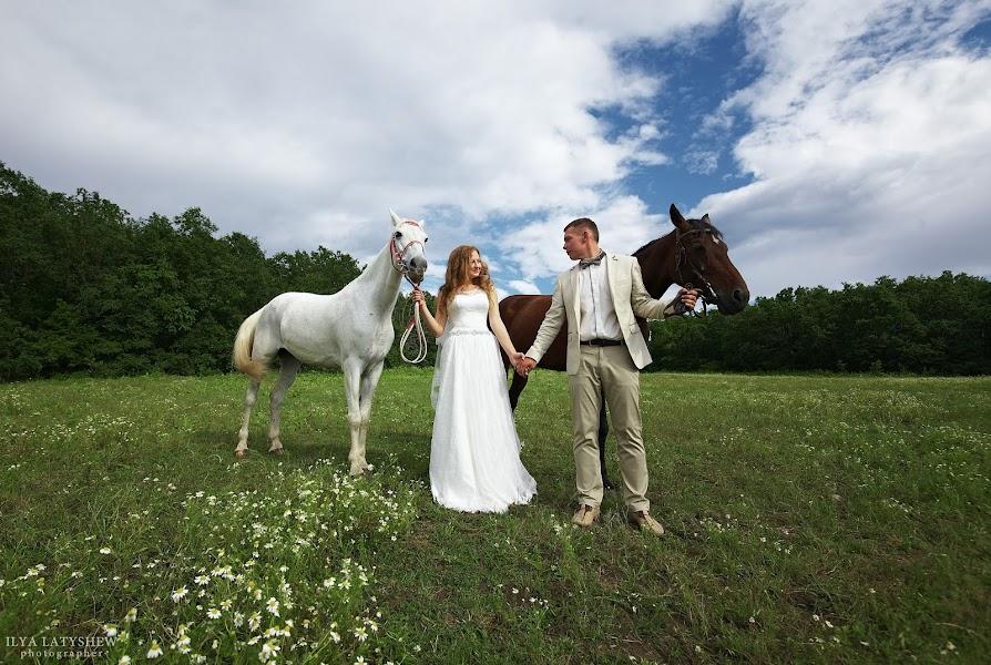Wedding photographer Ilya Latyshev (iLatyshew). Photo of 15.07.2016