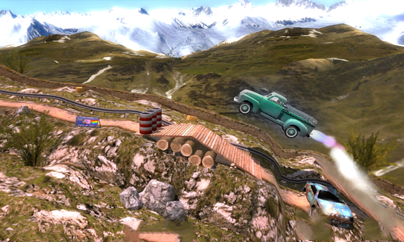 android Speed up: 4×4 off-road climb Screenshot 2
