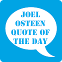 Joel Osteen Quote of the Day icon