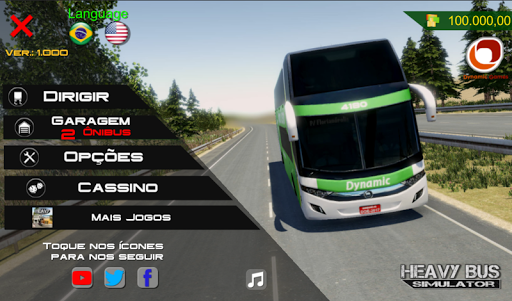 Heavy Bus Simulator  12
