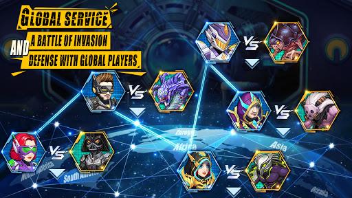 Code Triche Star Battle Colonization- Star Wars, Strategy Game apk mod screenshots 2