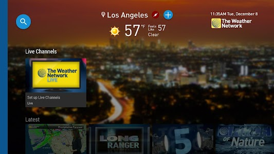 The Weather Network TV App screenshot 3