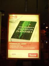 Photo: Nakup stanovanja res ni znanstvena fantastika, ampak fej, kakšna umazana zloraba Matrice (in kršitev avtorskih + materialnih pravic). Maribor, 8. 11. 2013.