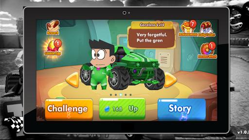 Doramon Buggy Kart Racing for PC