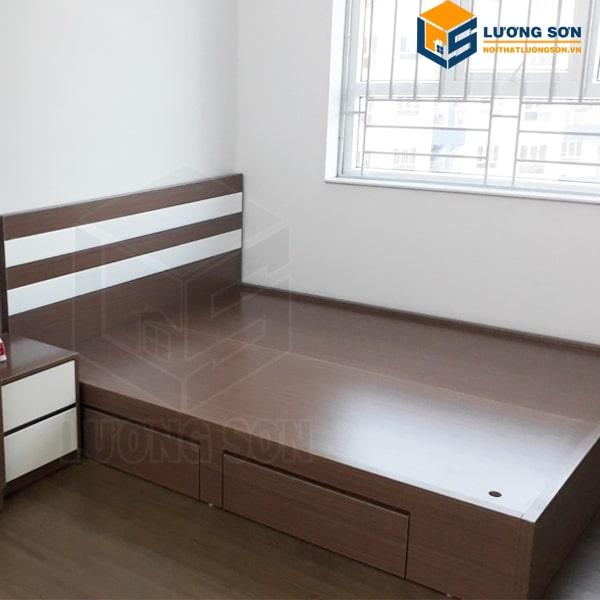Nội thất Lương Sơn là địa chỉ cung cấp giường ngủ thanh lý chất lượng