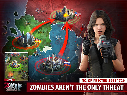 Zombie Siege: Last Civilization  screenshots 10
