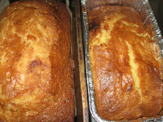 Coconut Amish Bread For Loaf