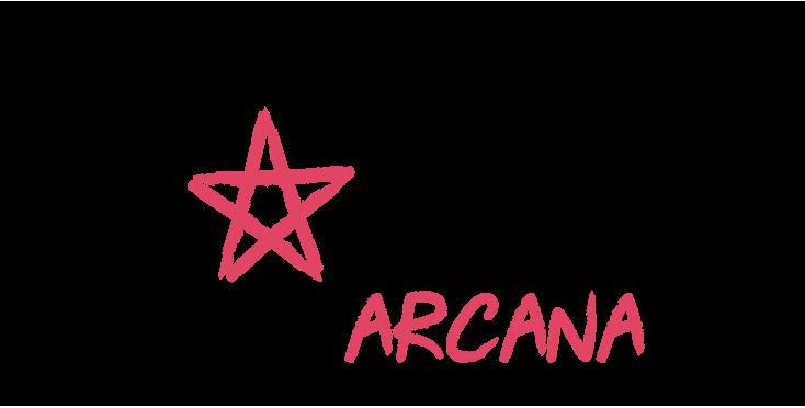 Majorly Arcana's Logo
