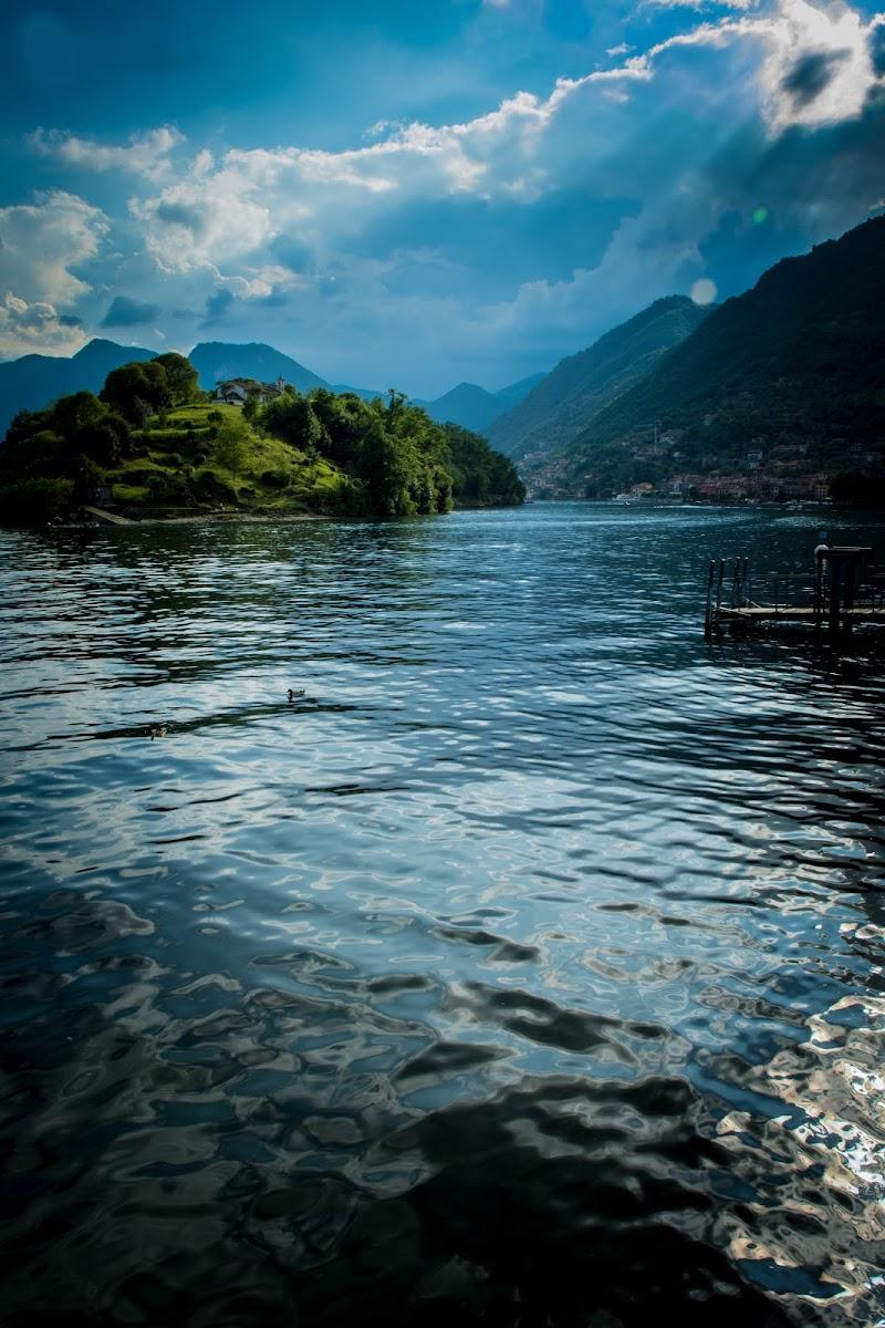 Lago di Como di simone_dagostino