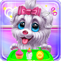 Pets Vet Doctor Baby sitter Nursery Care Games icon