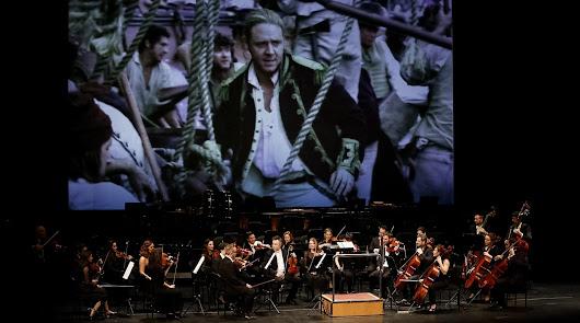 ¡Música de cine, maestro! en Fical