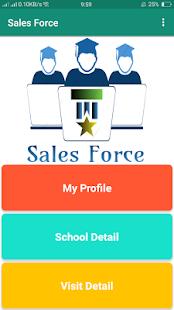 Sales Force - náhled