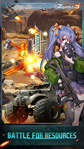 Screenshot for Zgirls 3: Furies in United States Play Store