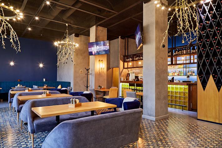 Фото №5 зала Cafe-bar Dilly
