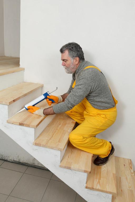 Wykańczanie schodów