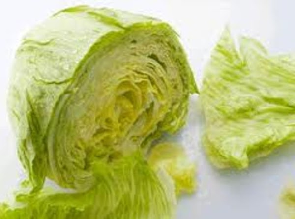 Peanut butter and lettuce: Spread peanut butter on bread. Top with several slices of...