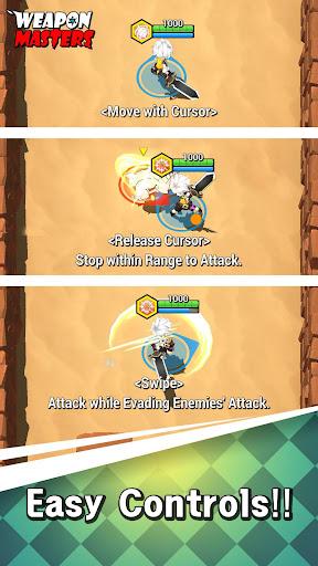 Weapon Masters screenshot 2