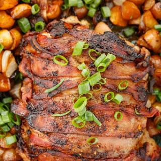 Bacon-Wrapped Pork Loin Recipe
