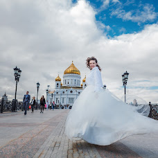 Wedding photographer Andrey Petukhov (Anfib). Photo of 01.10.2016