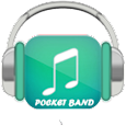 PocketBand icon