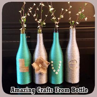 Úžasné řemesla z láhve - náhled