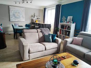 Appartement 5 pièces 93,37 m2