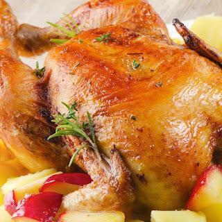 Herb Infused Turkey Breast
