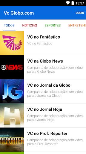 VC Globo.com