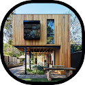 Wooden House HD icon