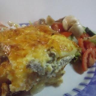 Lamb & Potato Frittata