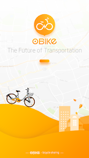 oBike-Stationless Bike Sharing - náhled