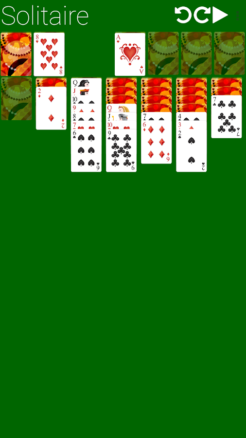 Free Solitaire Klondike- screenshot