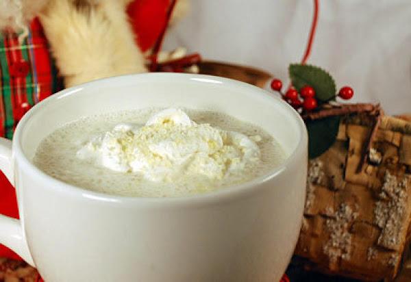 Hot White Chocolate Brandy Recipe