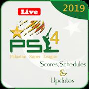PSL Live Scores: PSL 2019 Schedule: PSL Live Match