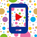 YouTube生活。日本製、完全無料で他のアプリを使いながらでも再生できます!