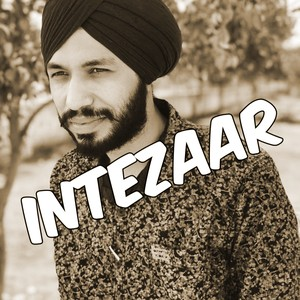 Cover Art for song INTEZAAR