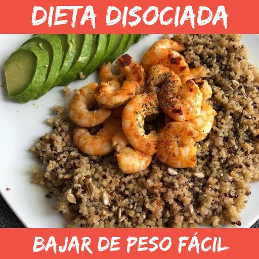 Menu dieta disociada